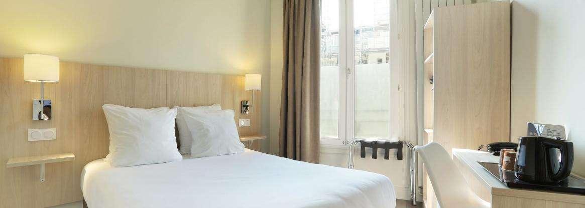 L'Hôtel Murat vous souhaite la bienvenue sur son site officiel.