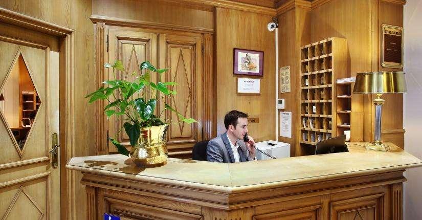 Hôtel Murat - Réception